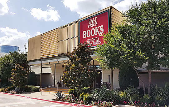 Image result for half price books flagship