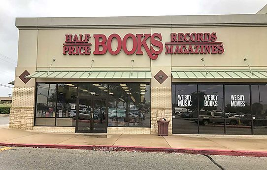 Half Price Books Hpb North Central San Antonio Tx