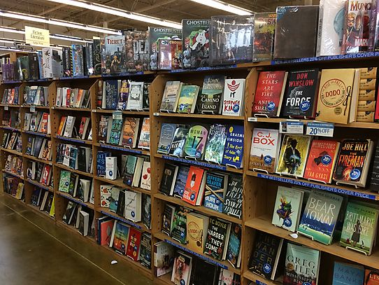 Half Price Books Hpb Frisco Frisco Tx