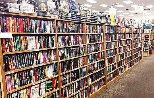 Adult book store va Completely share
