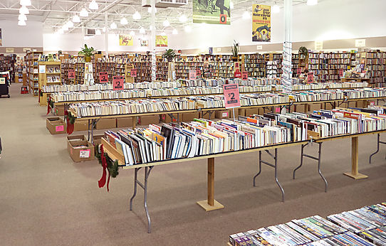 Half Price Books - HPB Bloomington Outlet - Bloomington, IN